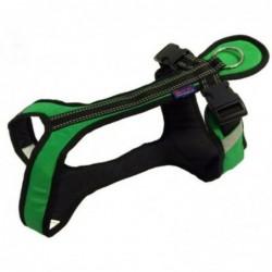 Harness SHORT L - grün