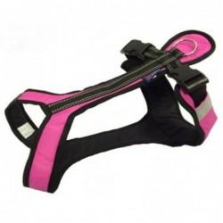 Harness SHORT SL - pink