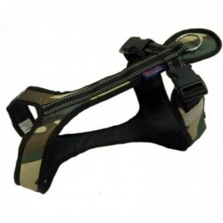 Harness SHORT SX - camo