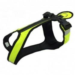 Harness SHORT SX - neongrün