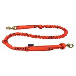 Leine mit Ruckdämpfer - über 10kg - 1.9m (orange)