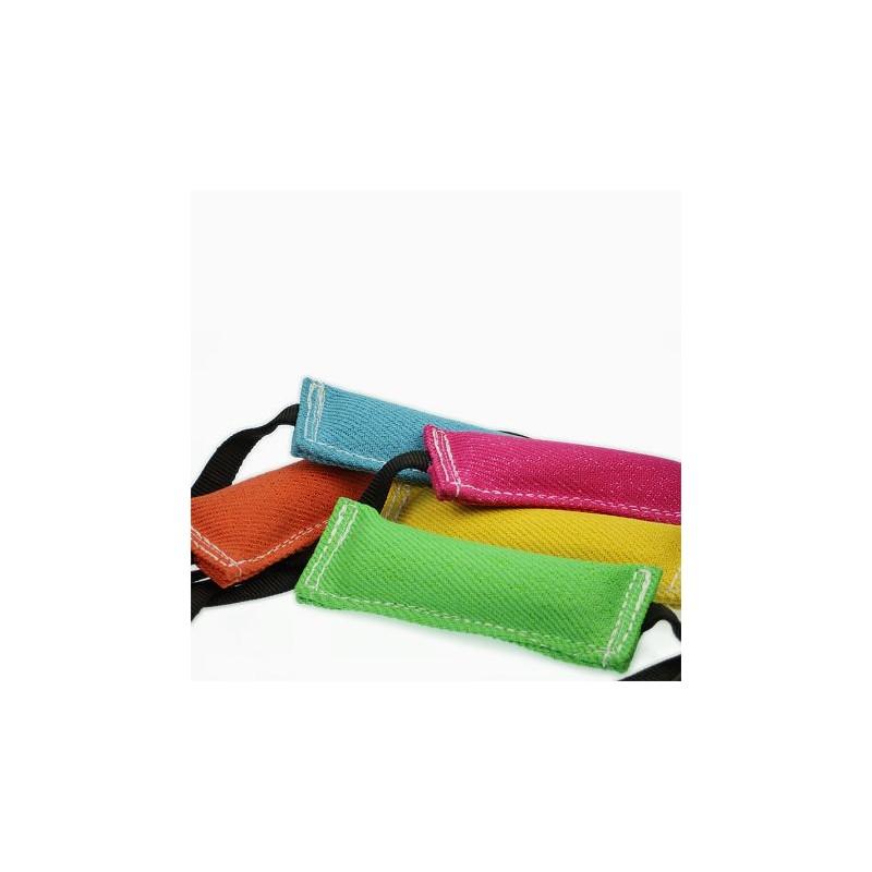 Mini-Soft Beißkissen Leder mit 3 Schlaufen