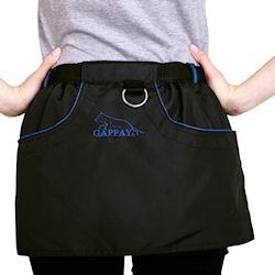 """Skirt """"KILT"""" mit blauen Streifen XL-XXL"""