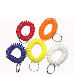 Spiralband mit Ring