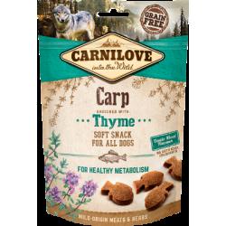 Soft Snack - Karpfen und Thymian - 200g