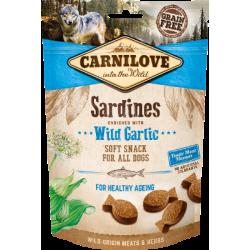 Soft Snack - Sardine und Knoblauch - 200g