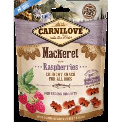 Crunchy Snack - Makrele und Himbeere - 200g