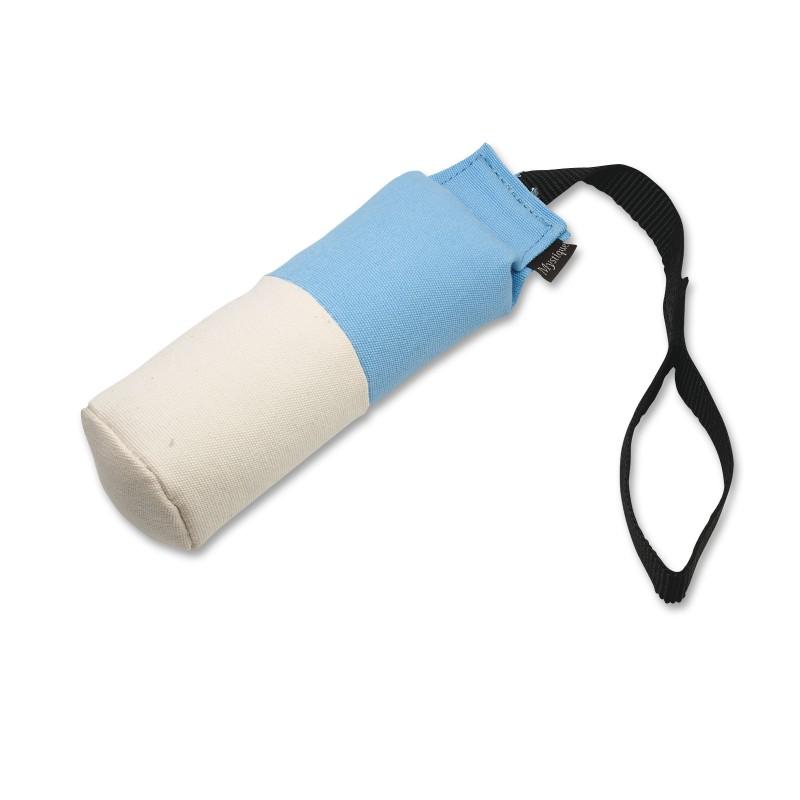 verstellb. Führleine Biothane 19mm blau 300cm