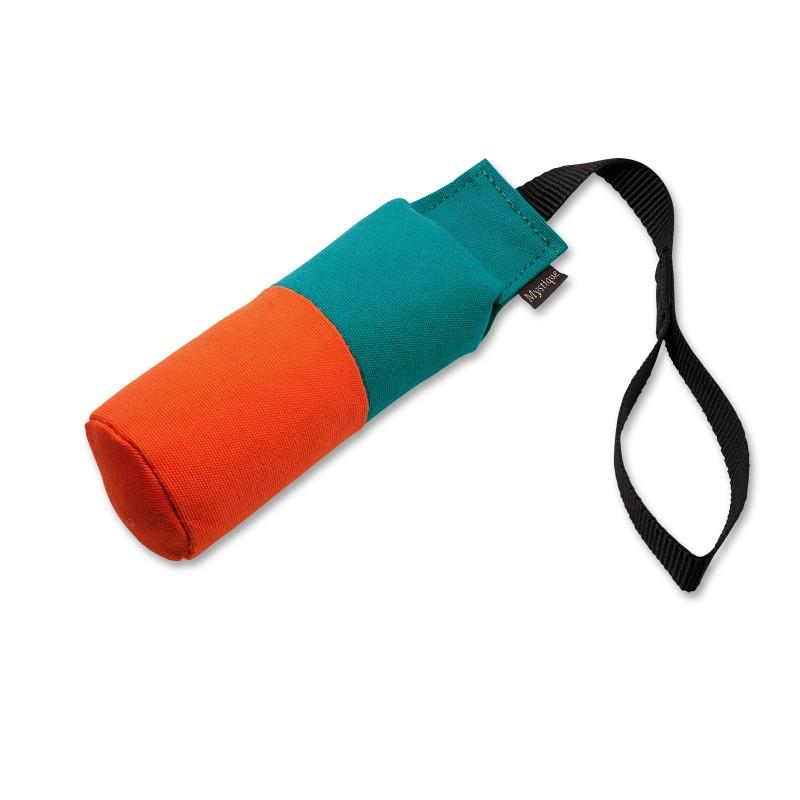 verstellb. Führleine Biothane 19mm neon orange 300cm