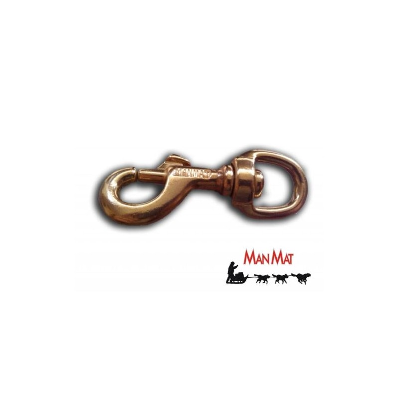 Safety 25mm - pastellblau - Biothane Halsband