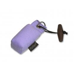 Schlüsselanhänger Mini Dummy - lila