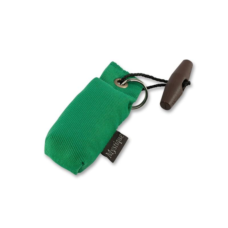 Safety 25mm - neon gelb - Biothane Halsband