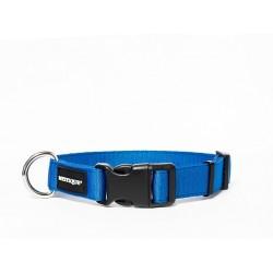 Nylon Halsband Profi 25mm blau 30-40cm