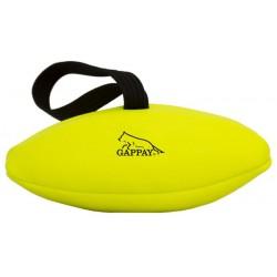 Rugbyfussball - groß - neongelb