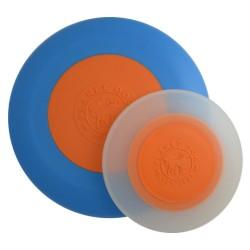 Planet Dog Zoom Flyer Frisbee glow/orange - 16.5cm