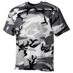 US T-Shirt, halbarm - L - urban