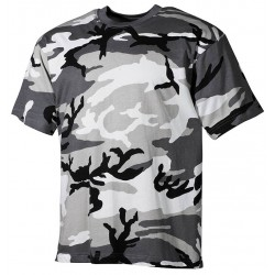US T-Shirt, halbarm - M - urban