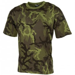 US T-Shirt, halbarm - XXXL - M 95 CZ tarn