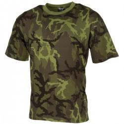 US T-Shirt, halbarm - L - M 95 CZ tarn