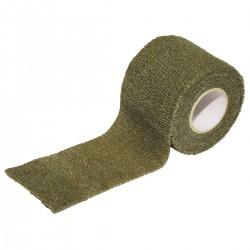 Tarnband selbsthaftend ca. 5cm x 4,5m - oliv