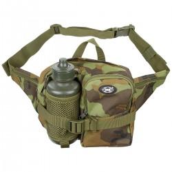 Hüfttasche mit Trinkflasche - M95 CZ tarn