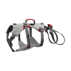 DoubleBack™ Harness - Cloudburst Gray - L/XL