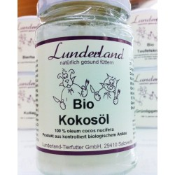 Lunderland Bio-Kokosöl - 200ml