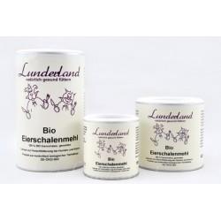 Lunderland Bio-Eierschalenmehl - 150g