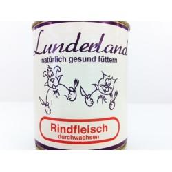 Lunderland Rindfleisch durchwachsen - 300g