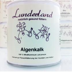 Lunderland Algenkalk - 100g
