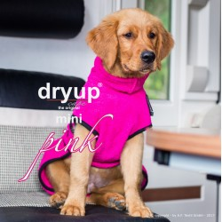 DryUp Cape Mini - pink 40cm - Bademantel