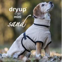 DryUp Cape Mini - sand 35cm - Bademantel