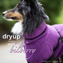 DryUp Cape Mini - bilberry 35cm - Bademantel