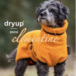DryUp Cape Mini - clementine 35cm - Bademantel