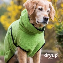 DryUp Cape Standard - kiwi XL (70cm) - Bademantel