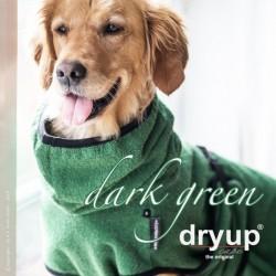 DryUp Cape Standard - dunkelgrün M (60cm) - Bademantel