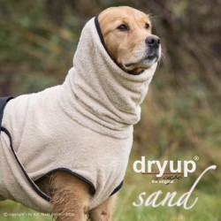DryUp Cape Standard - sand L (65cm) - Bademantel