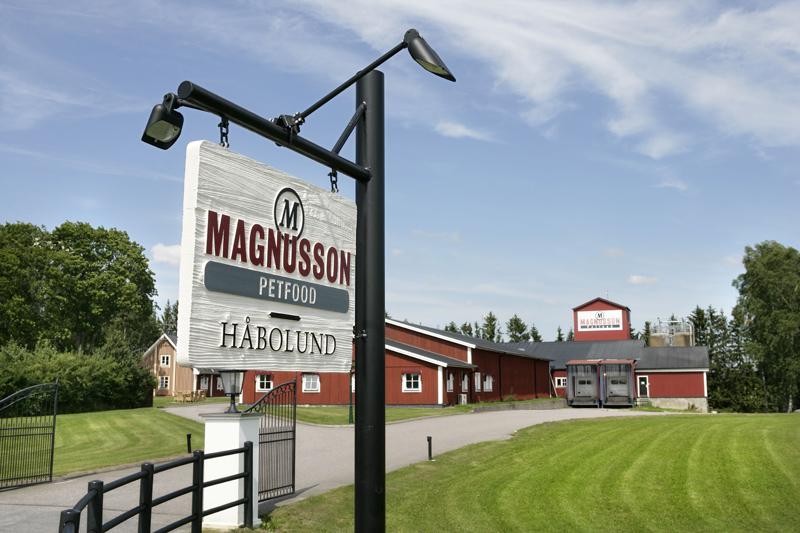 Magnusson Eingangsbereich