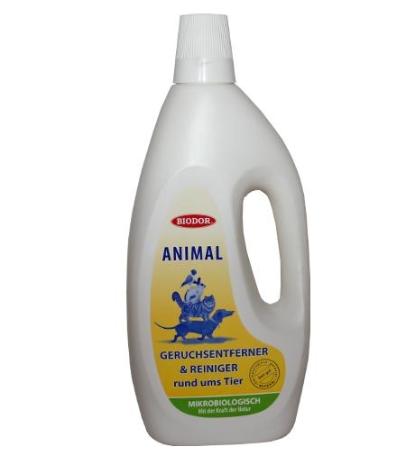 Flasche Biodor Animal