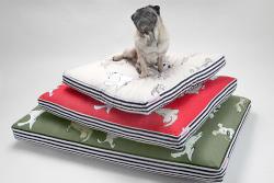 Traumhund Kissen Hundebett Bezug